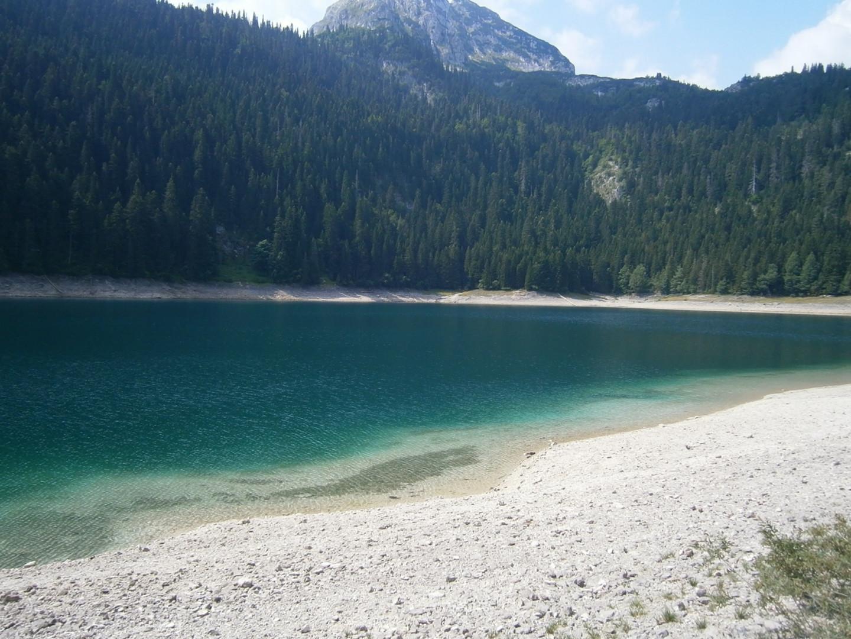 Le lac Durmitor au Monténégro