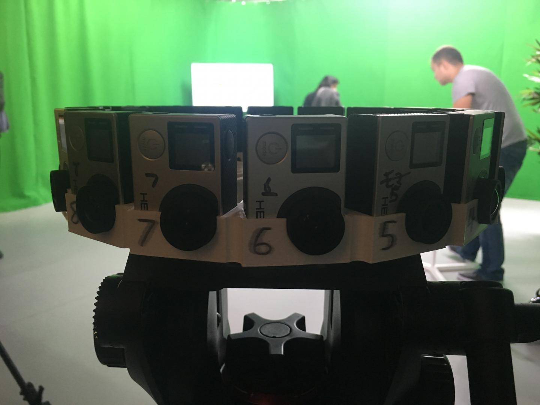 Les créateurs pourront ainsi se faire la main sur cette caméra capable de filmer à 360 degrés