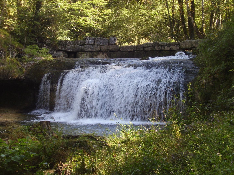 Les cascades du Hérisson s'étendent sur 4 kilomètres dans la vallée du même nom