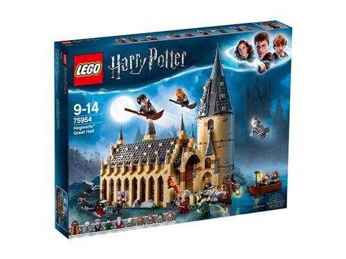 Poudlard en LEGO, des aventures à construire pour 119€