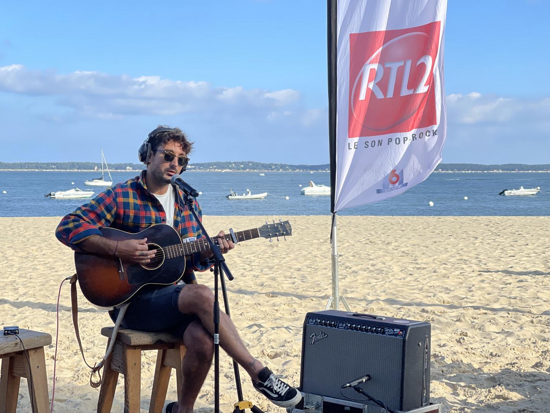 Jérémy Frérot dans Le Double Expresso RTL2 (25/06/21)