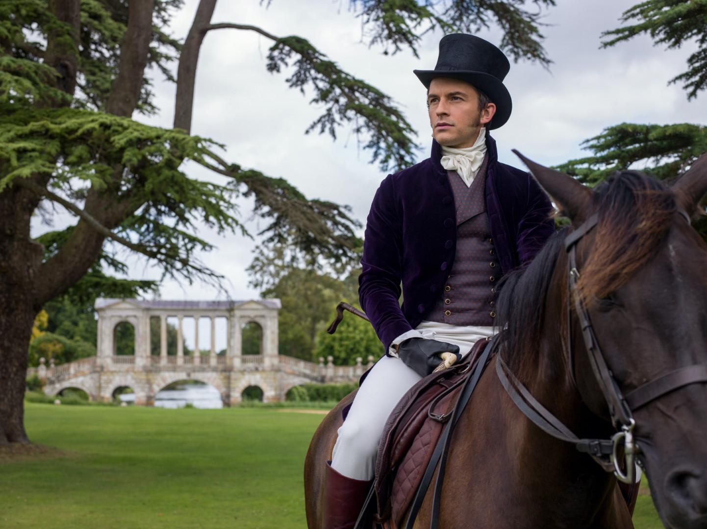 Jonathan Bailey joue le frère aîné des Bridgerton : Anthony
