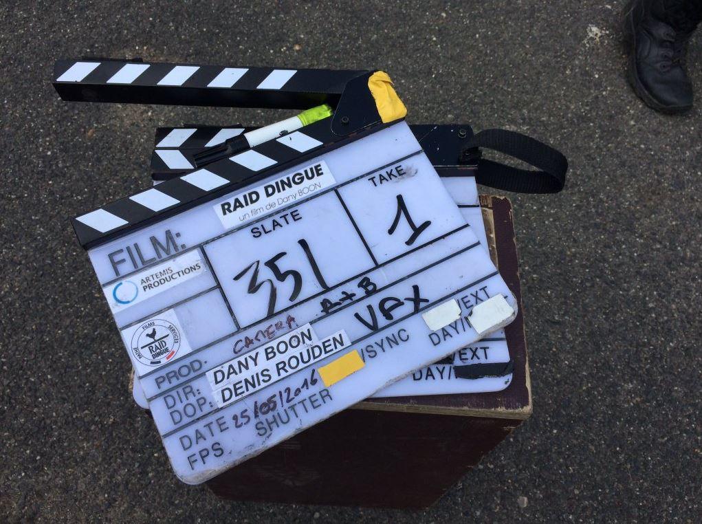 Le lieu du tournage est tenu secret