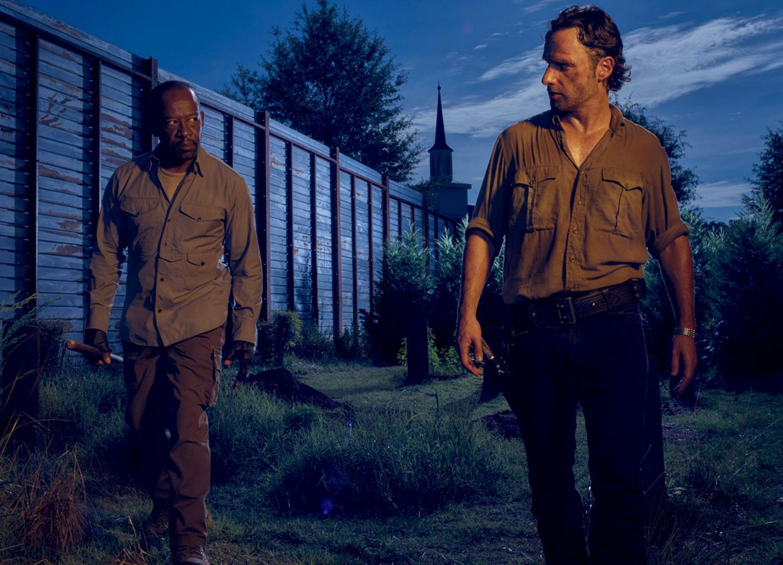 Morgan et Rick