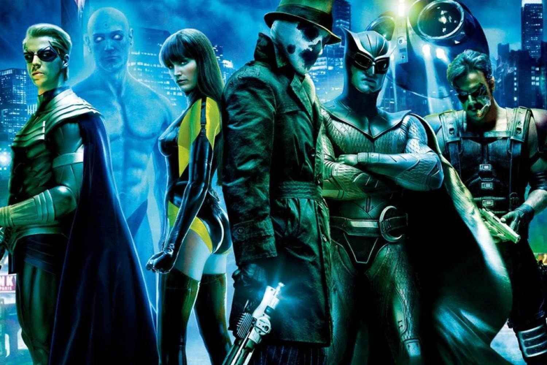 """Le film """"Watchmen"""" sorti en 2009, a été réalisé par Zack Snyder"""