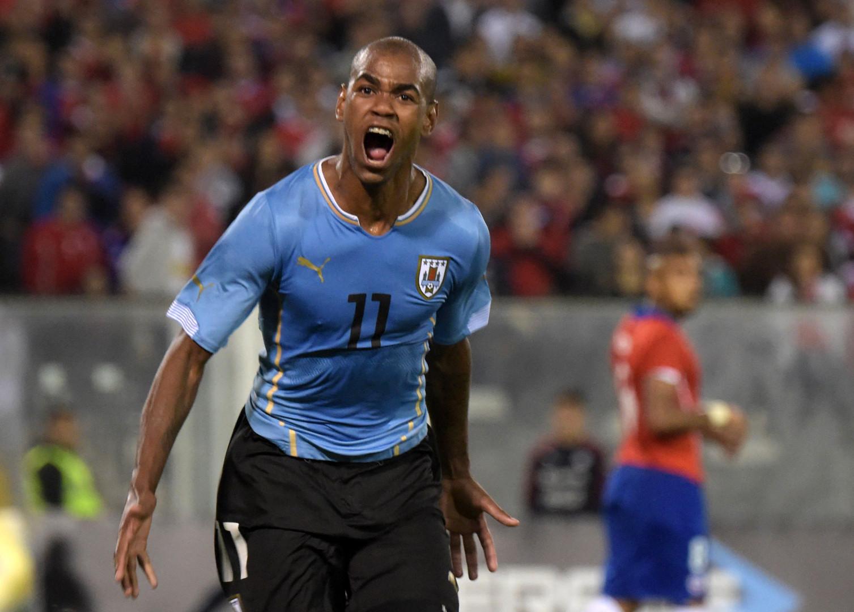 Le Bordelais Diego Rolan pourrait débuter à la pointe de l'attaque uruguayenne