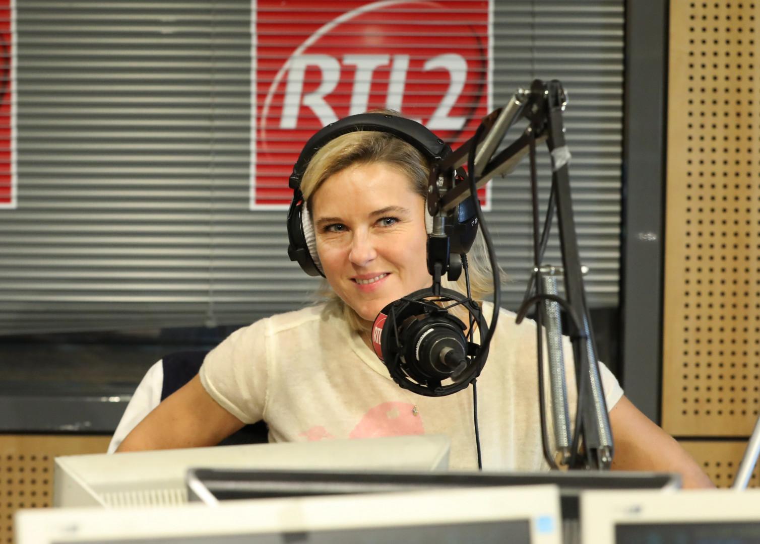 Mat Bastard et Stéphanie Renouvin anime RTL2 Pop Rock Studio tous les vendredi de 19h à 20h