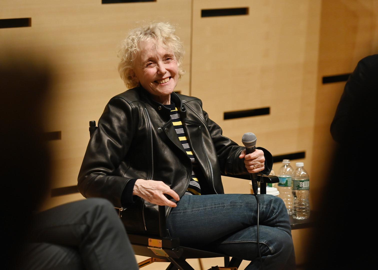 Claire Denis, réalisatrice et scénariste française, présidente du jury Cinéfondation et courts-métrages
