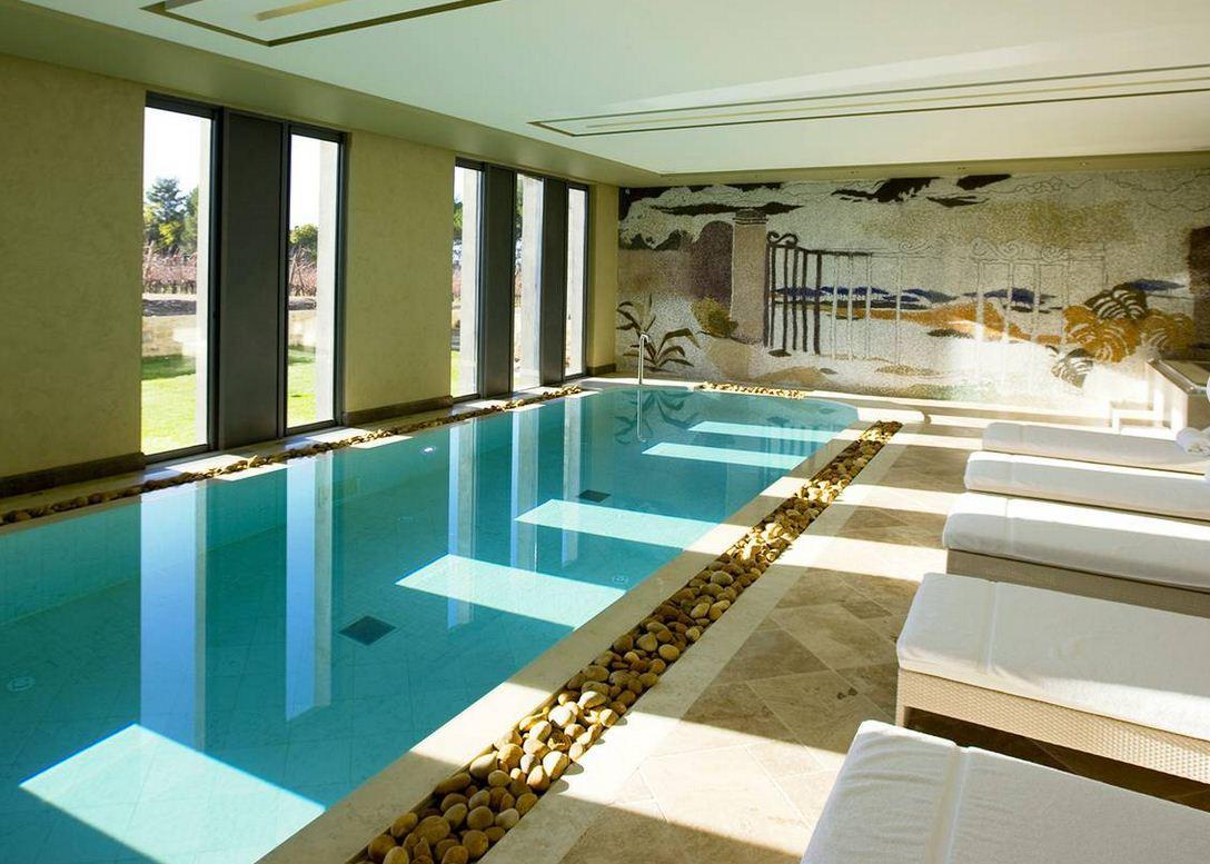 Domaine de Verchant piscine