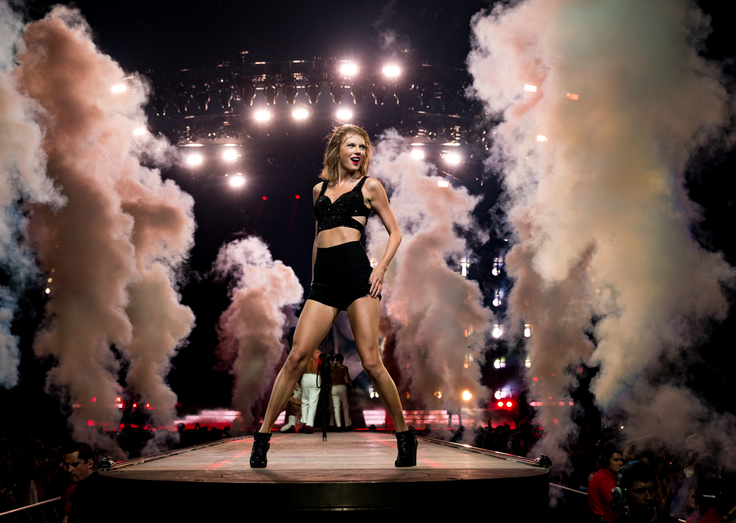 Les jambes les plus sexy : Taylor Swift