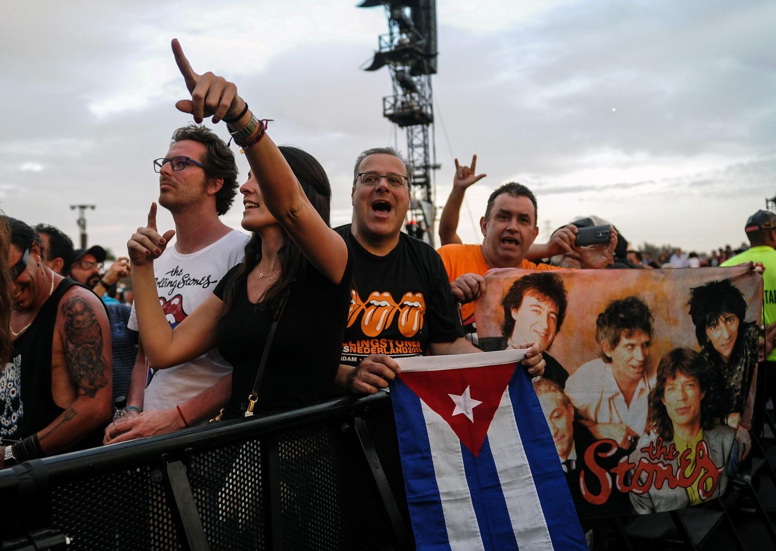 Mick Jagger a enflammé 500.000 fans à La Havane