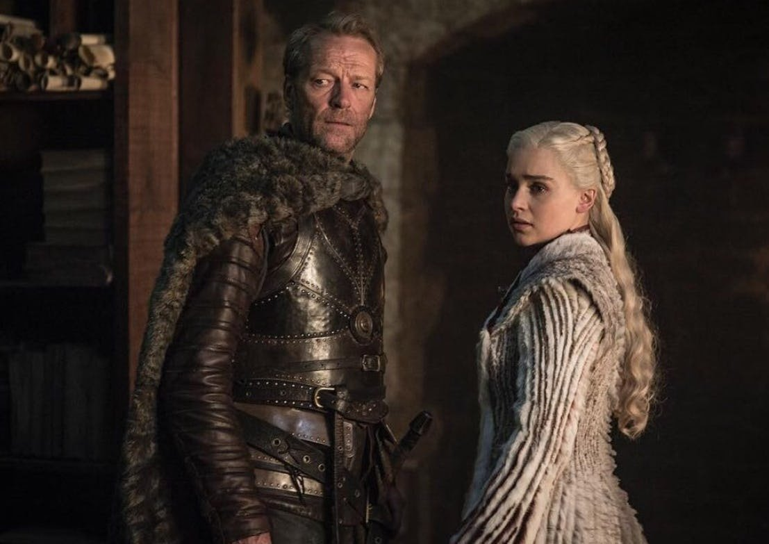 Il y aurait des tensions entre le clan Targaryen et Stark à Winterfell
