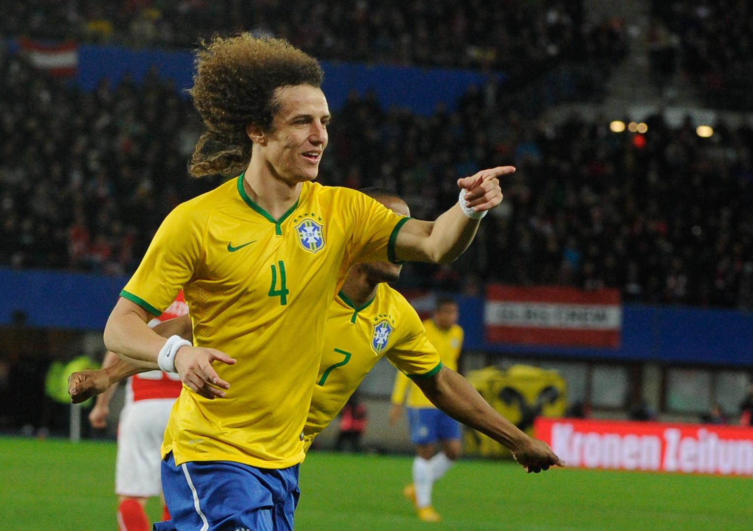 Le Parisien David Luiz pourrait aussi être de la partie