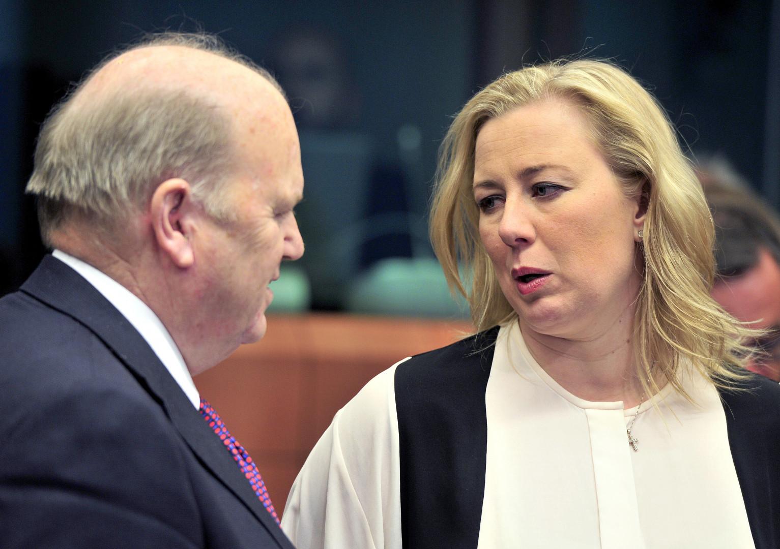 La social-démocrate finlandaise Jutta Urpilainen est responsable des partenariats internationaux