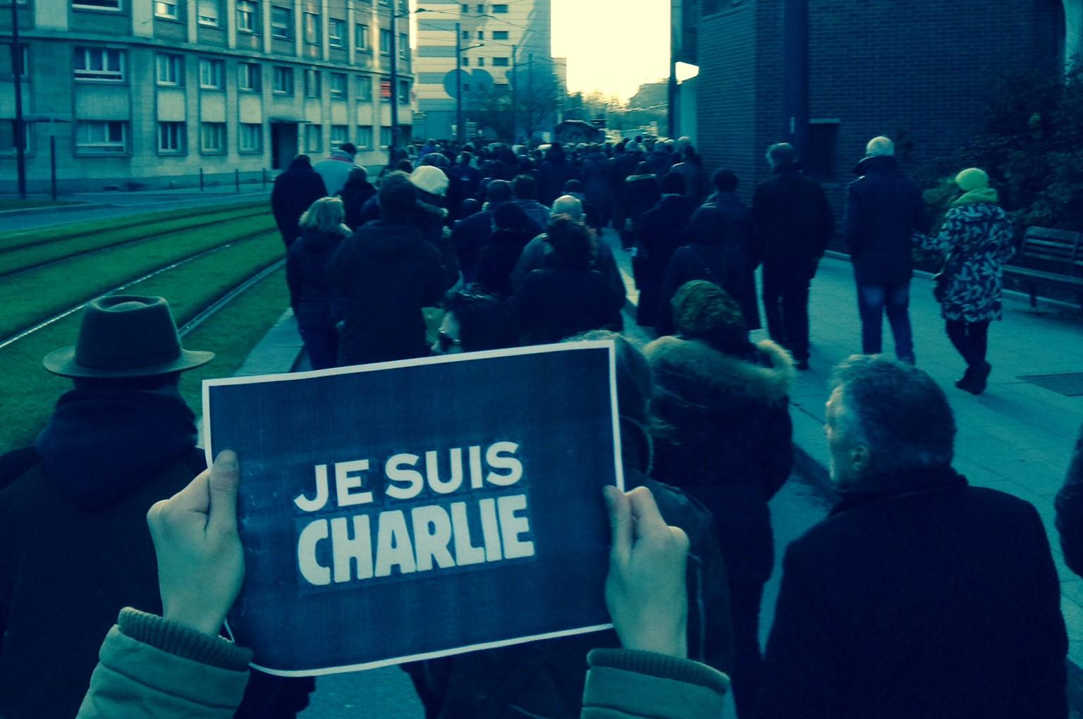 Rassemblement à Valenciennes