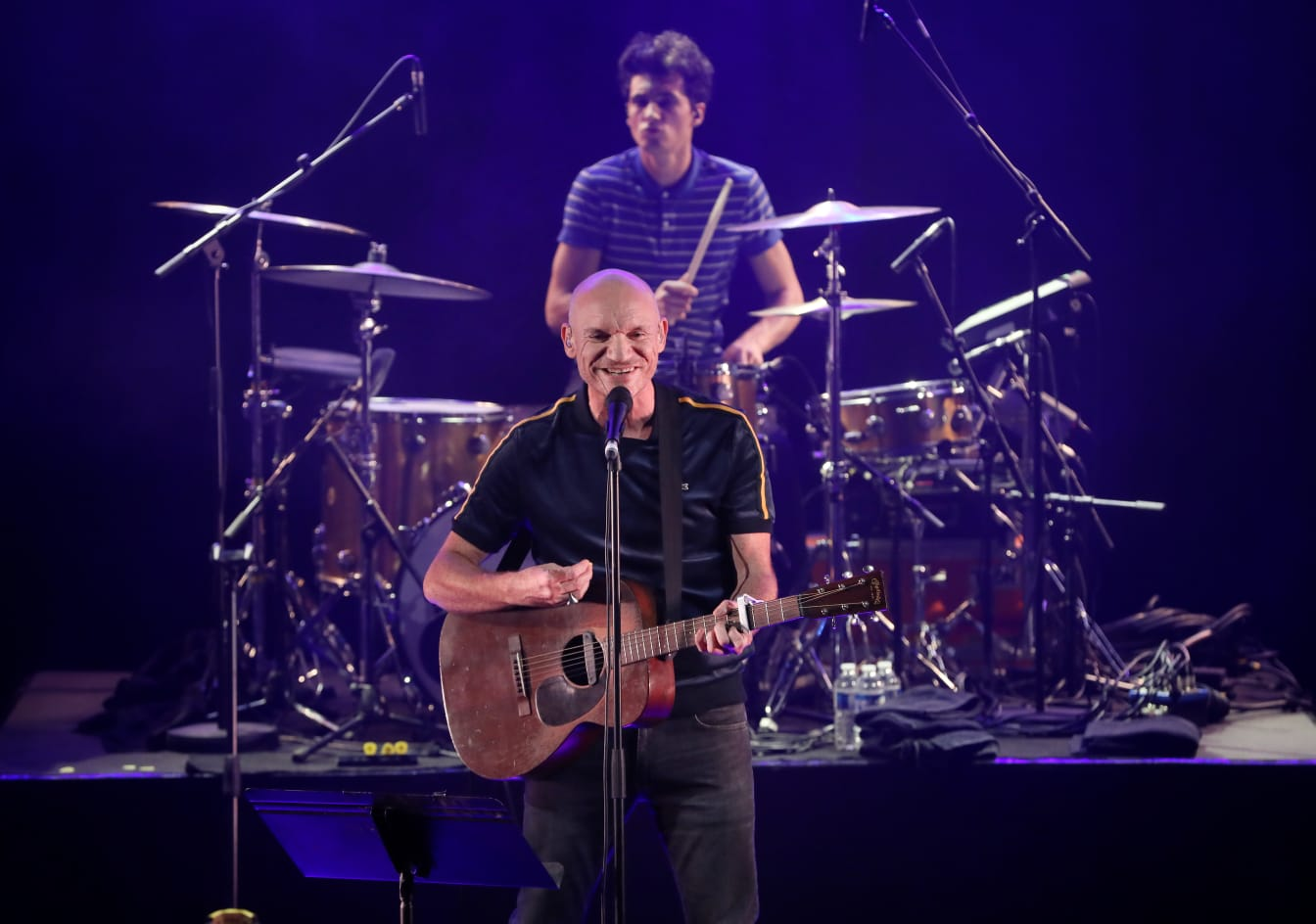 RTL2 Pop-Rock Live au Trianon : Gaëtan Roussel