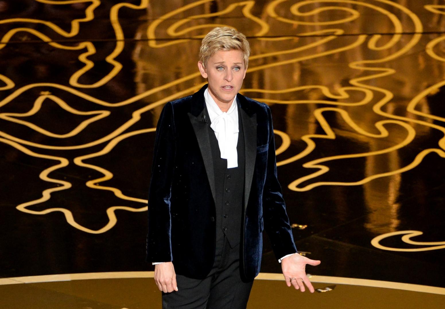 Engagée pour la cause homosexuelle, Ellen DeGeneres soutient d'Hillary Clinton