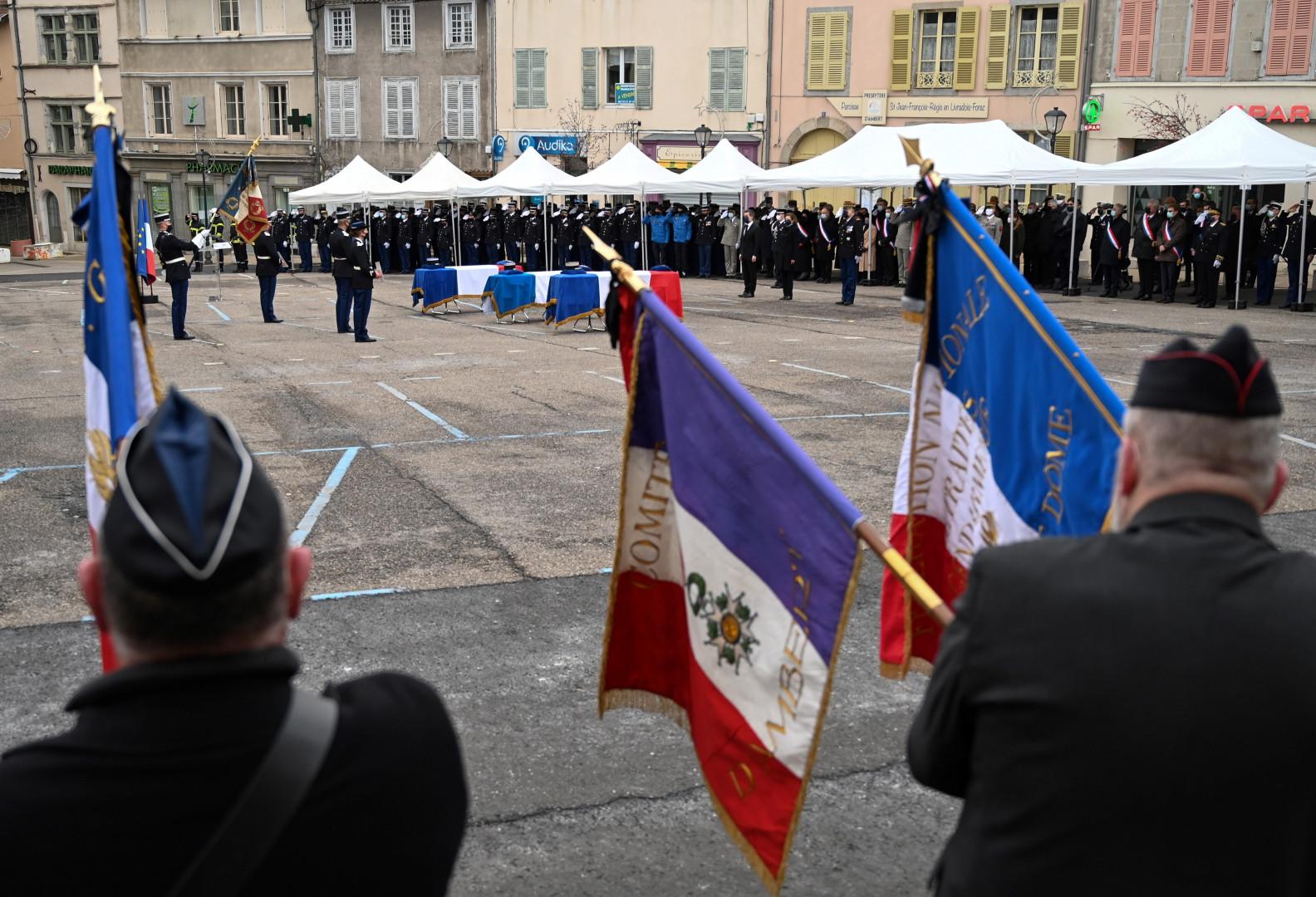 Un hommage le lundi 28 décembre aux gendarmes tués dans le Puy-de-Dôme
