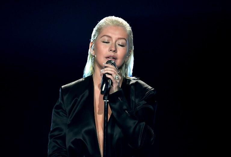 Christina Aguilera rejoindra les autres artistes du concert prévu après le match