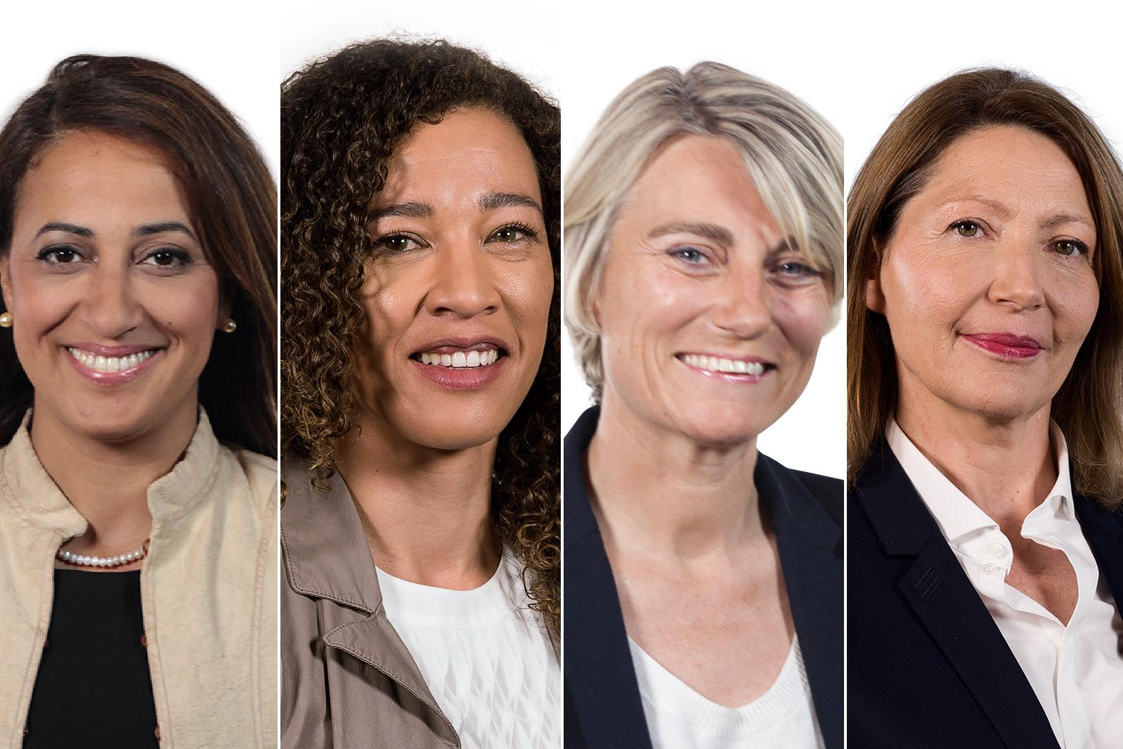 Les nouveaux visages des femmes de La République en marche