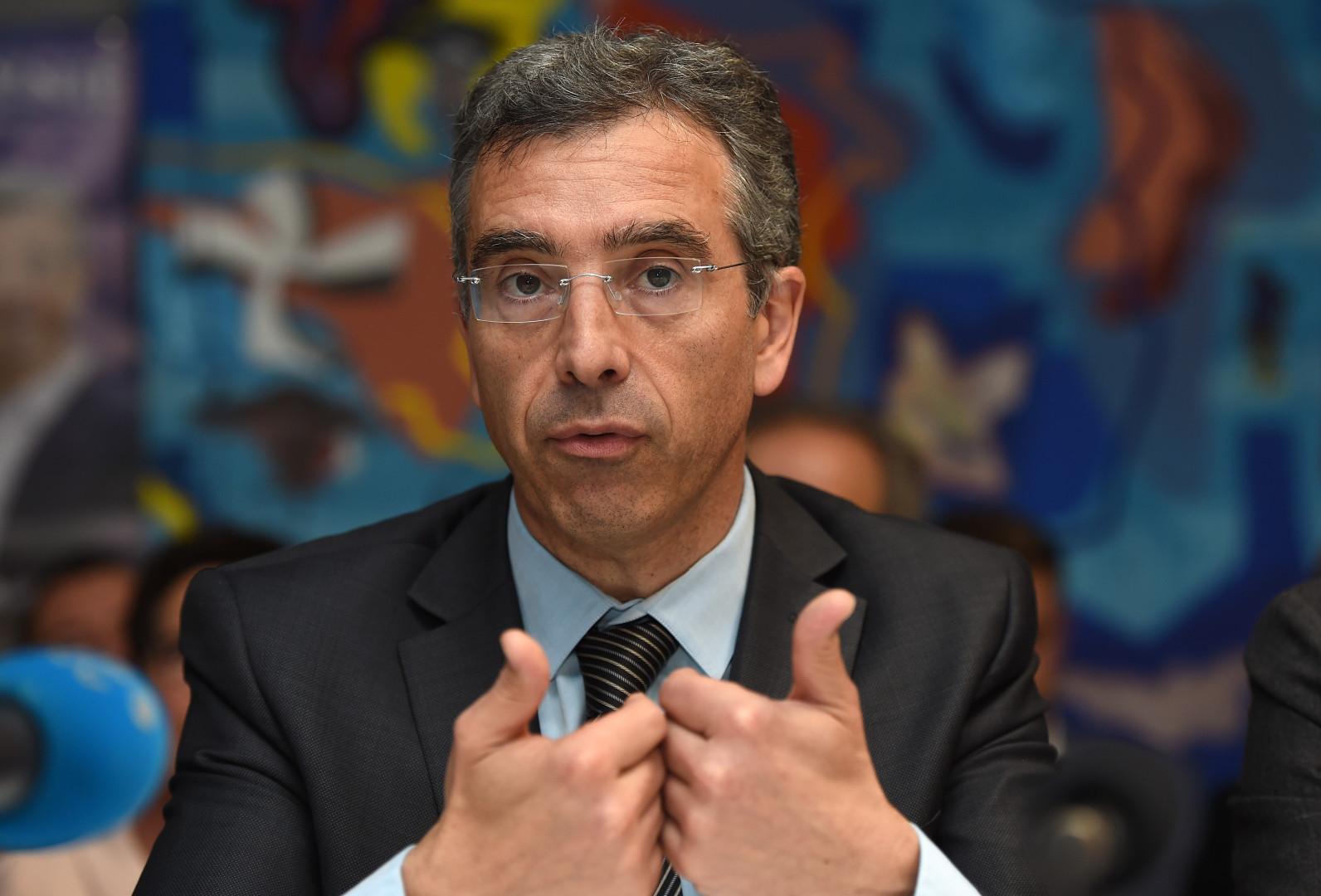 Dominique Reynié, tête de liste Les Républicains pour les élections régionales 2015 en Languedoc-Roussillon-Midi-Pyrénées