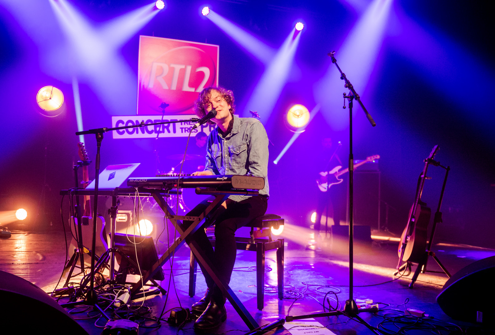 Malo' en Concert Très Très Privé RTL2