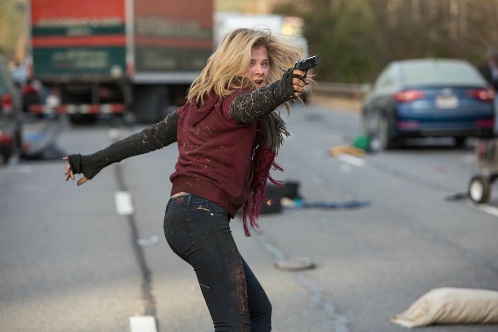 Cassie est une héroïne qui n' pas froid aux yeux