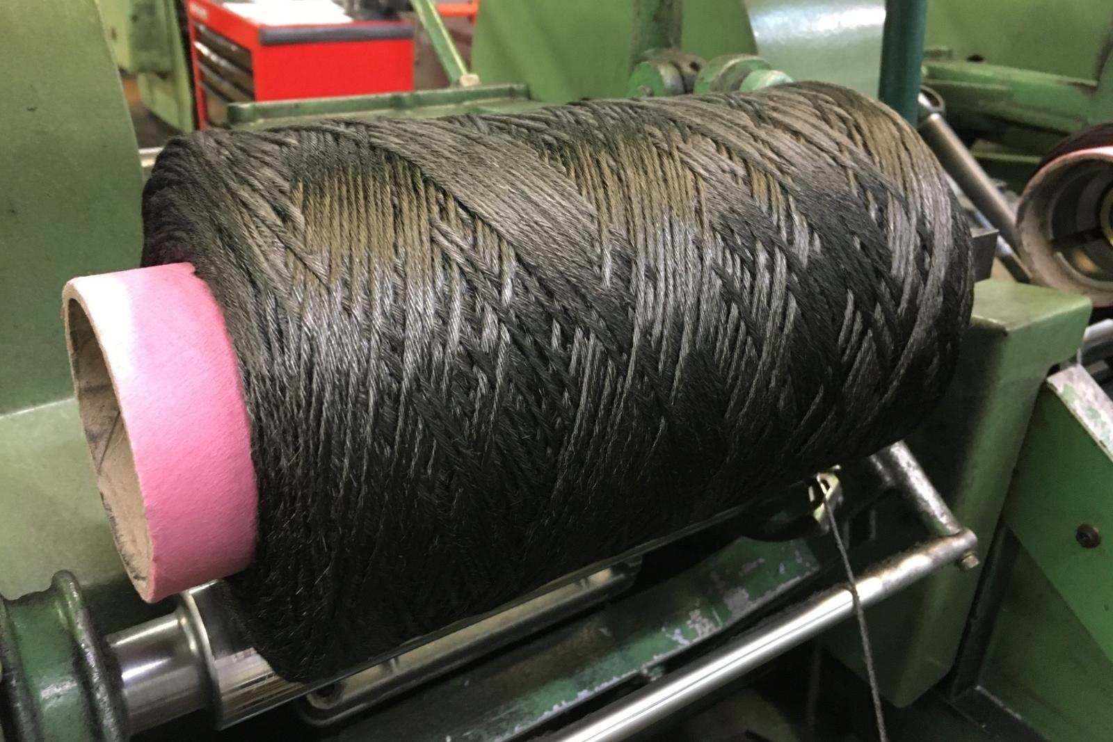 Ces fils de carbone serviront à la Nasa