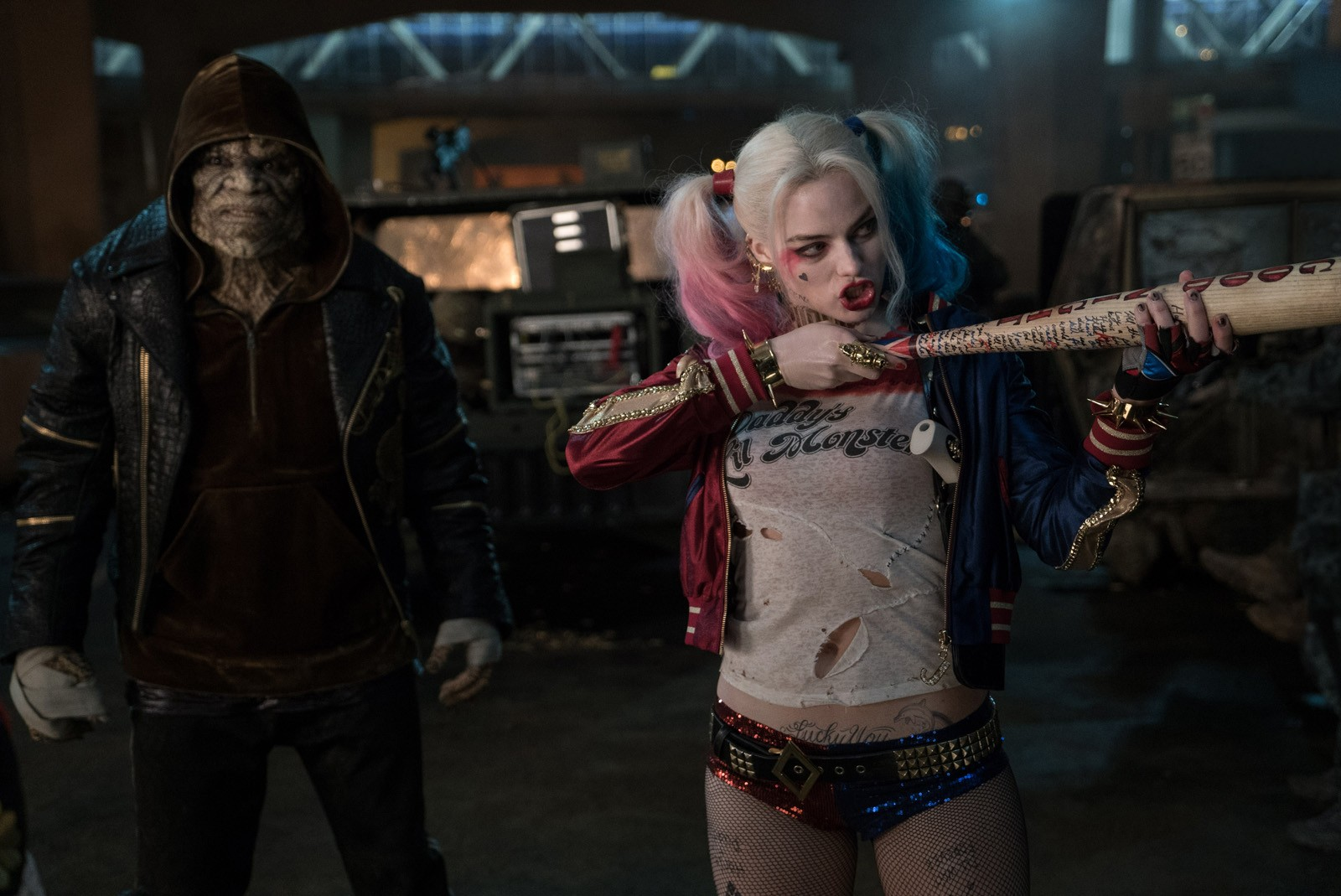 """Harley Quinn dans """"Suicide Squad"""" : la version féminine du Joker"""