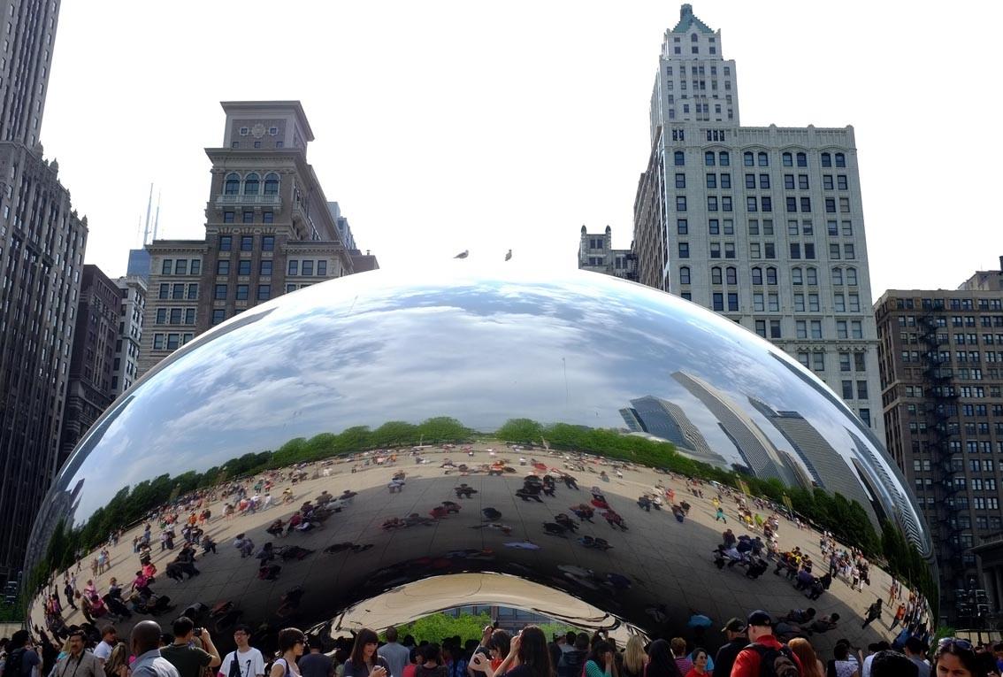 La route du blues : Reflets de Chicago