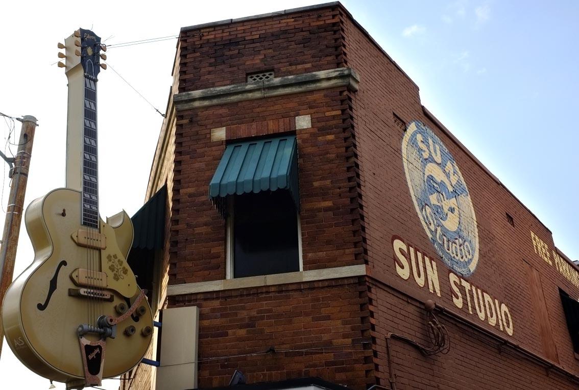La route du blues : Sun Studio, Elvis y rôde encore