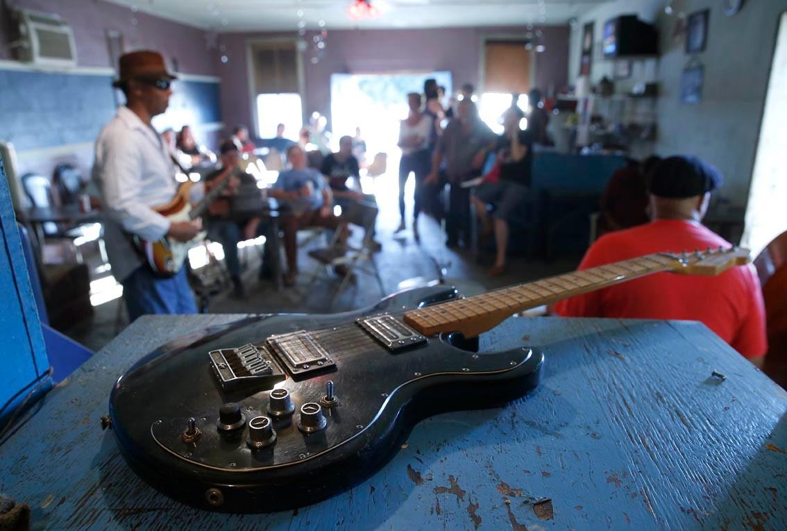 """La route du blues : """"Toute la musique que j'aime,..."""""""