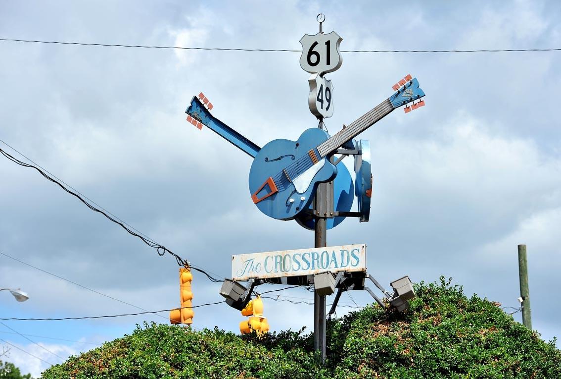 """La route du blues : """"The crossroads"""" le carrefour à ne pas rater"""
