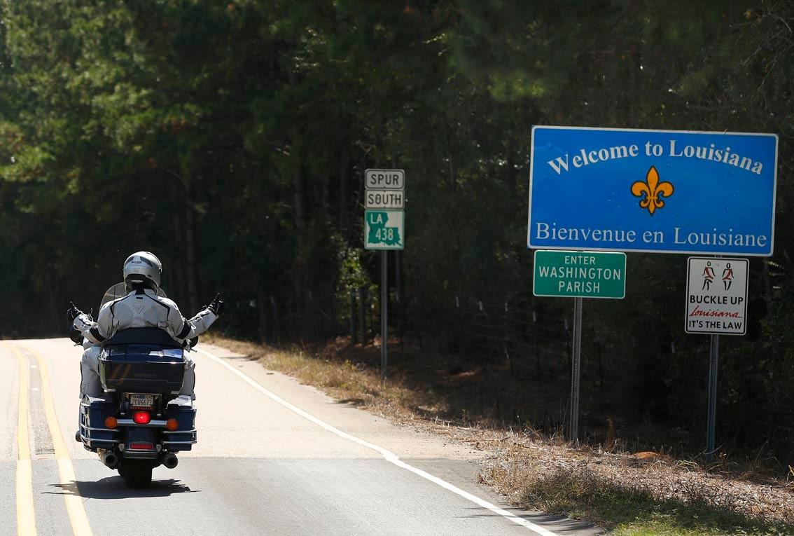 La route du blues : La Louisiane nous attend.