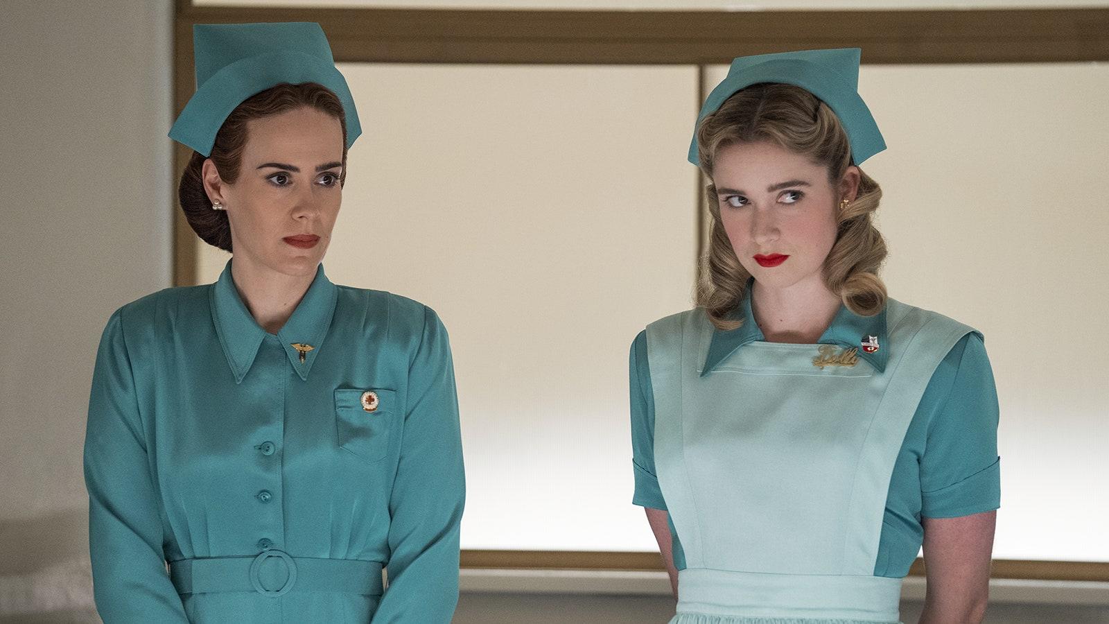 Si vous avez été fasciné par l'infirmière Ratched...