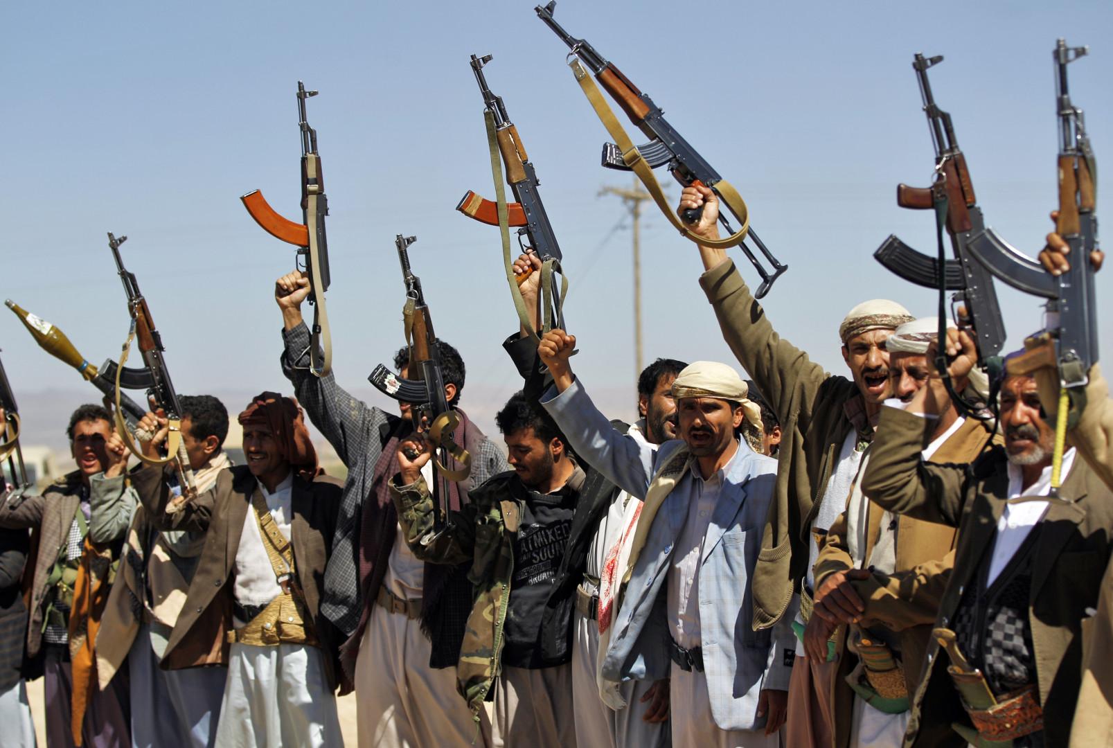 Yemen : les rebelles Houthis (une milice chiite) ont pris le contrôle de Sanaa