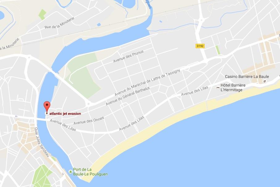 Comment trouver Atlantic Jet Evasion