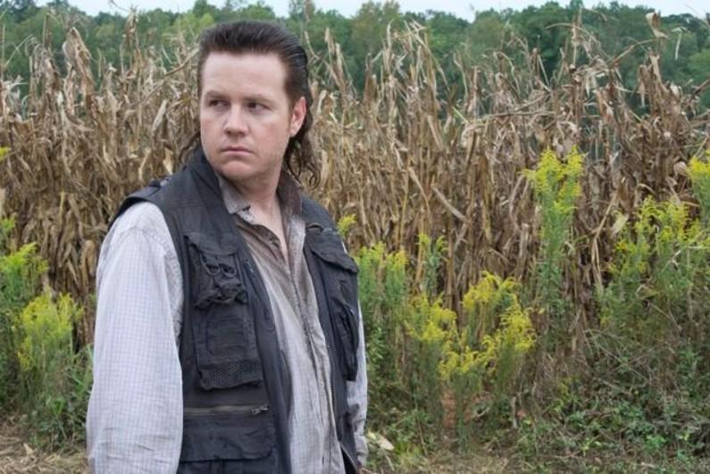 """Josh McDermitt joue dans """"The Walking Dead"""""""