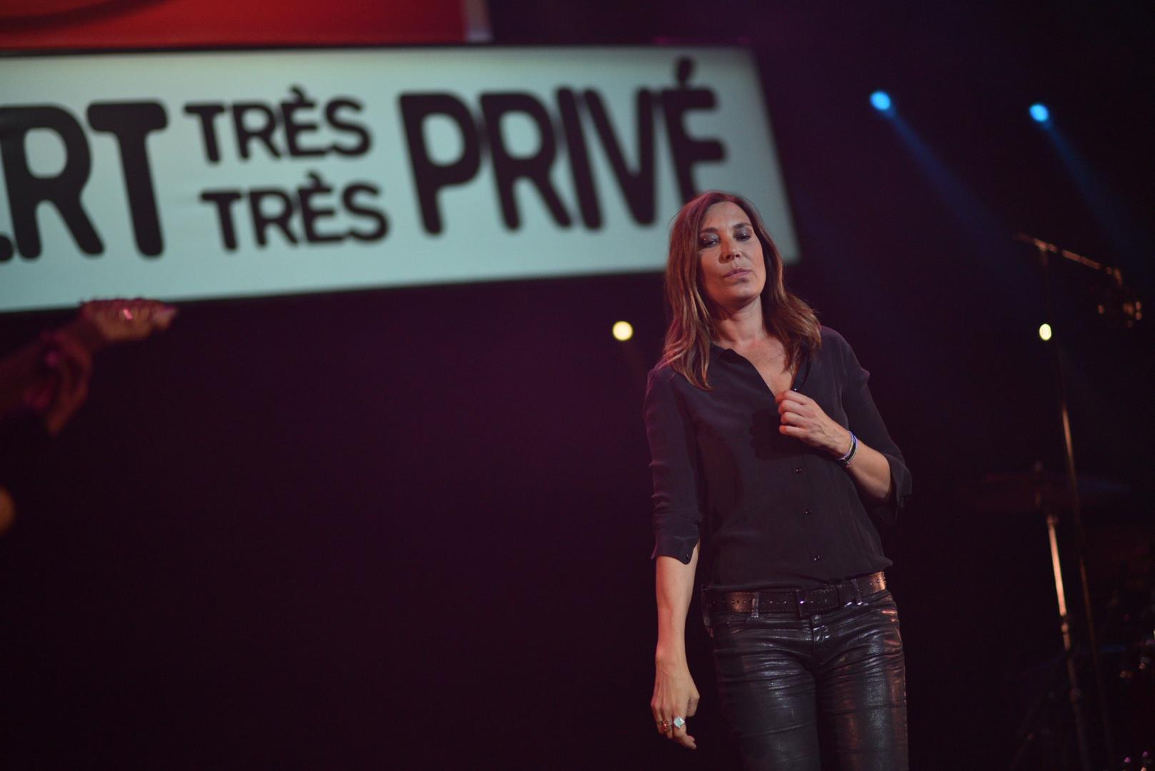 20 ans de RTL2 : Zazie sur la scène de l'Olympia le 30 septembre 2015