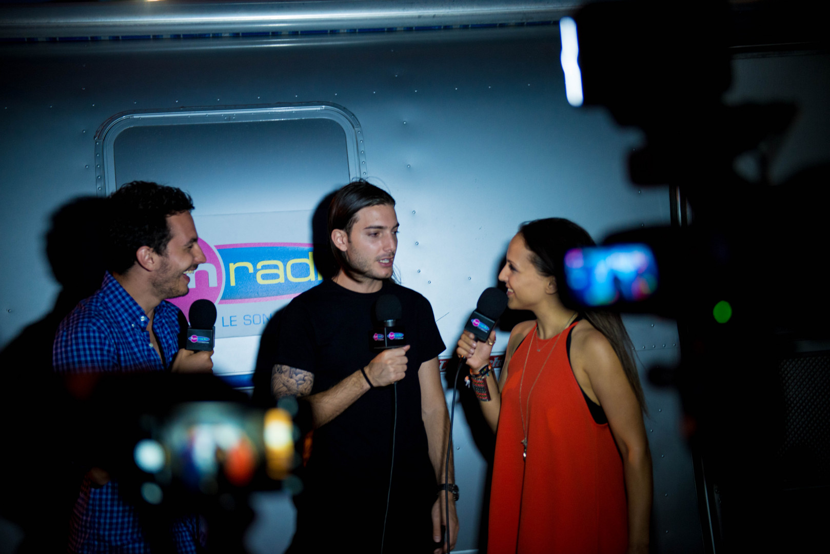 Alesso nous a accordé une interview exclusive lors de cet #EMF2015