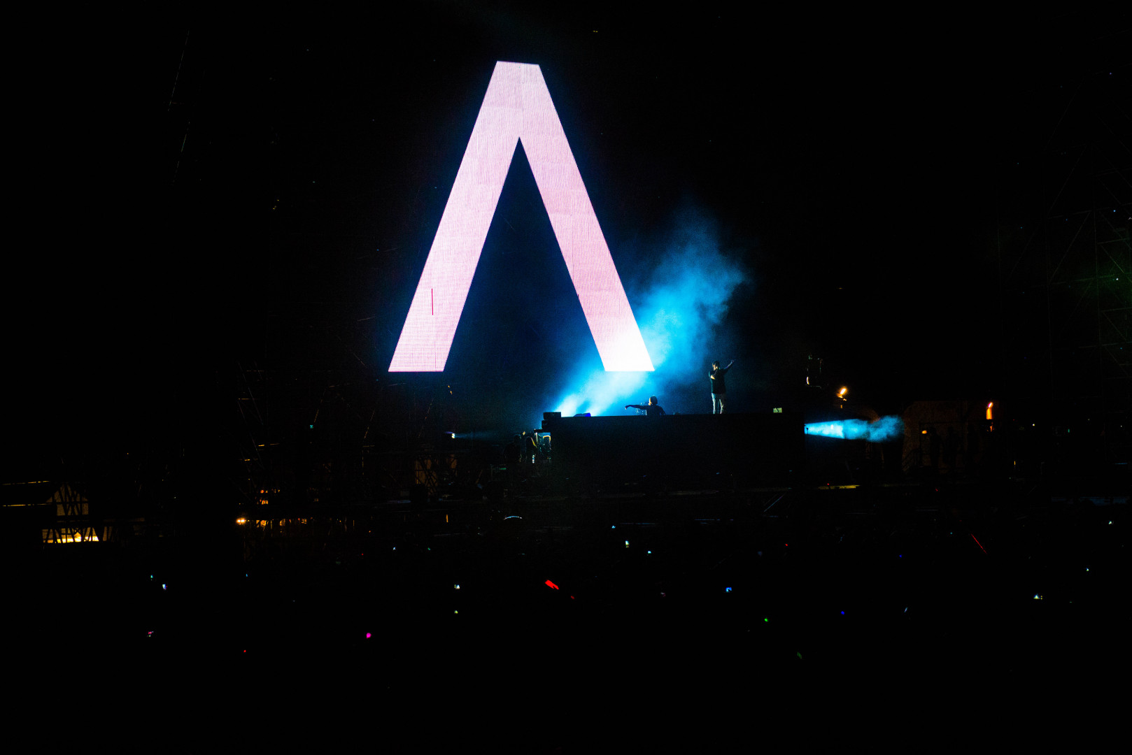 Le chaud d'Axwell ^ Ingrosso a commencé très fort