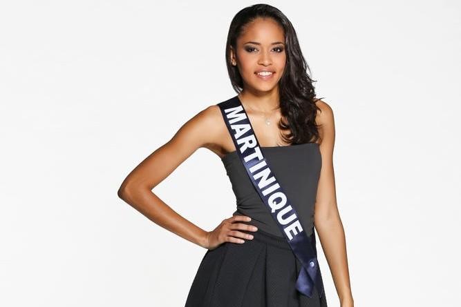Miss France 2015 : Morëa Michalon représente la Martinique