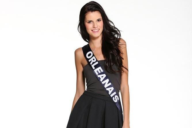Miss France 2015 : Solène Salmagne représente l'Orléanais