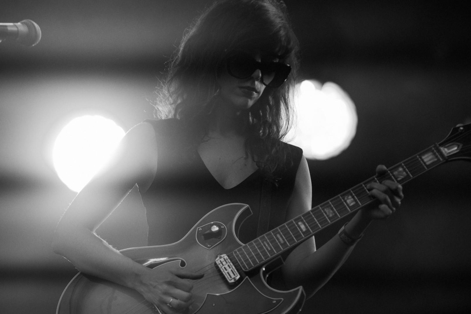 Natalie Prass sur la Scène Pression Live de Rock en Seine le dimanche 30 août