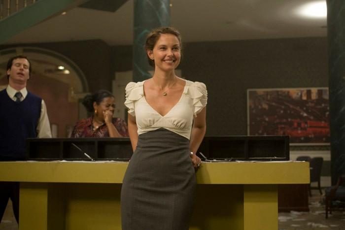"""Ashley Judd a joué dans """"Divergente"""""""