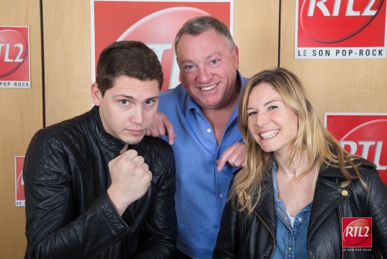 Cris Cab, Christophe & Louise