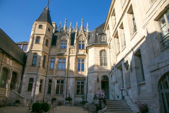 Hôtel Bourgtheroulde 2