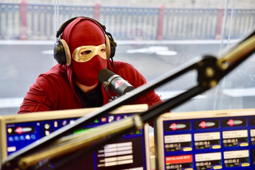 Sound Of Legend dans les studios de Fun Radio Belfort