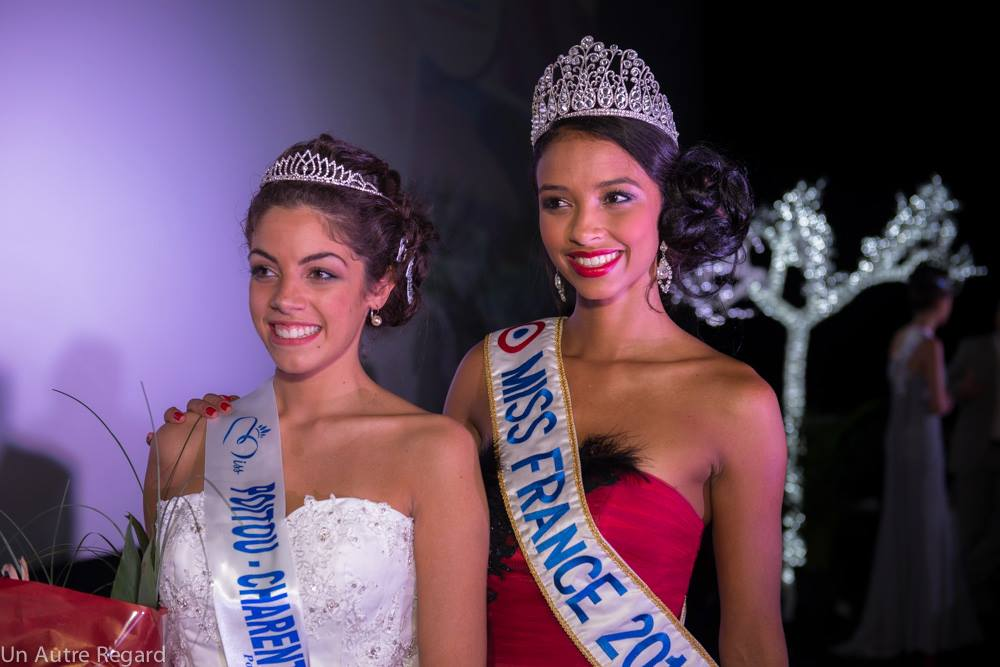 Miss Poitou-Charentes, Mathilde Hubert (19 ans), étudiante en école de commerce