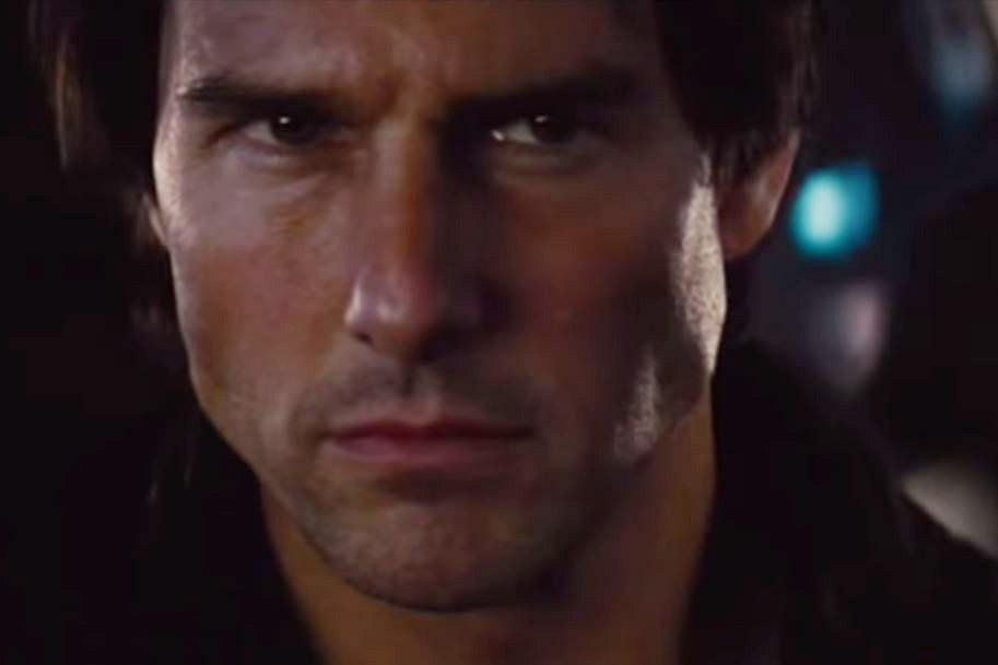 """Dans """"Protocole Fantôme"""" (2011), les joues de l'acteur se creusent un tout petit peu mais son visage ne change pas"""